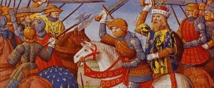 Illustration - L'armée de Charlemagne - FrenchGallery