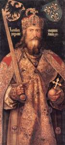 Portrait - Charlemagne - Albrecht Dürer - FrenchGallery