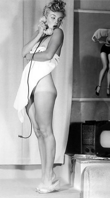 Portrait - Marilyn Monroe - FrenchGallery
