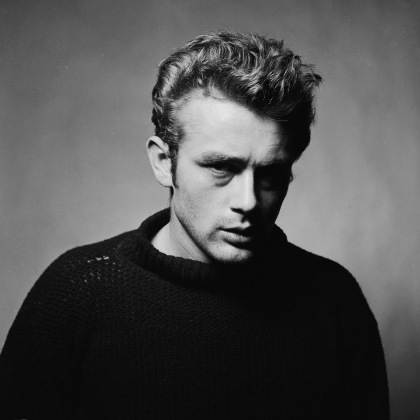 Portrait - James Dean - FrenchGallery